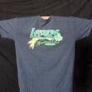 Lagers T-Shirt, Sizes Small to XL Colors: Grey, Green, Pink, Yellow $20.00 each