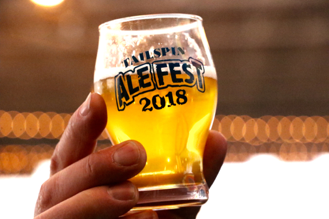 2018 Tailspin Ale Fest