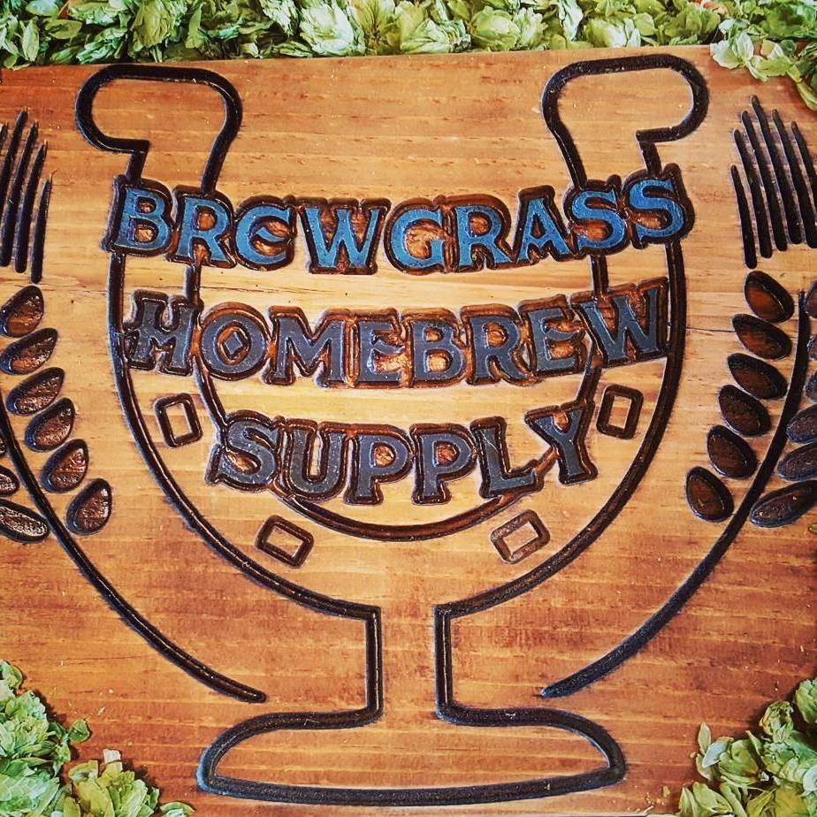 Brewgrass Homebrew Supply logo